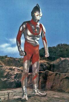 Ultraman's first B Type suit