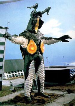 Zetton in Ultraman