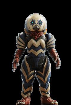 Alien Guts in Ultraman Mebius & Ultraman Brothers