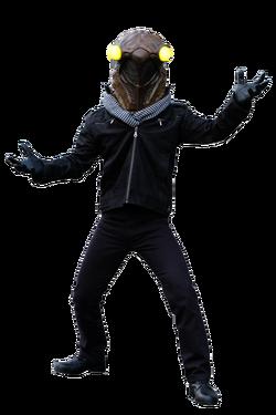 Cicada Man in Ultraman Taiga