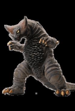 Gomora in Mega Monster Battle: Ultra Galaxy Legends the Movie