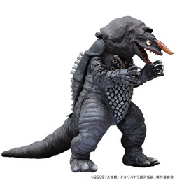 Zaragas in Mega Monster Battle: Ultra Galaxy Legends the Movie