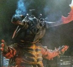 Gorg Antlar in Ultraman X the Movie: Here He Comes! Our Ultraman