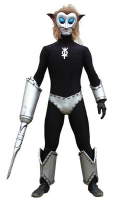 Alien Magma in Ultraman Mebius