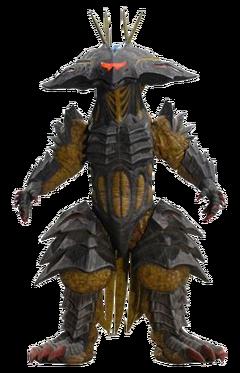Roberuga Ⅱ in Ultraman Mebius