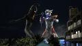 Ultraman Z Delta Rise Claw vs. Kemur