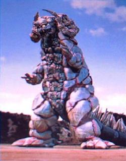 Silvergon in Ultraman Tiga