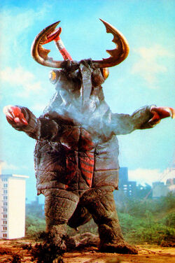 Nokogilin in The Return of Ultraman