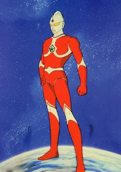 Ultraman Joneus in The Ultraman