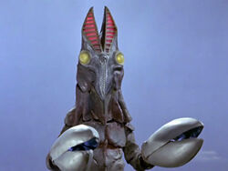 Alien Baltan Ⅱ in Ultraman