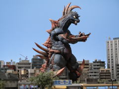 Giestron in Ultraman Taiga