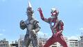 Windam & Ultraman Z Beta Smash