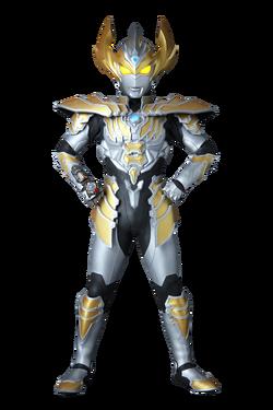 Ultraman Taiga (Photon Earth)