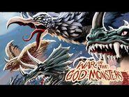 War of the God Monsters - Lost Korean Kaiju Movie!