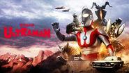 Ultraman (1966 series) - 2021 Poster