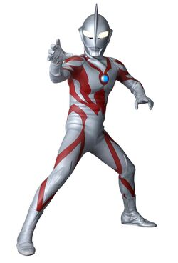 Ultraman Belial in his Early Style form