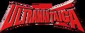 Ultraman Taiga Logo English