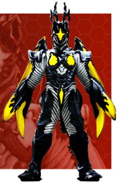 Hyper Zetton in Ultraman Saga
