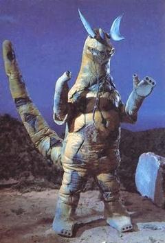 Re-Eleking in Ultraman Taro