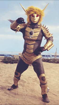 Alien Babarue in Ultraman Leo