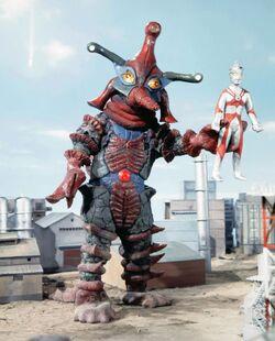 Alien Hipporit in Ultraman Ace