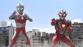 Ultraman Ace & Z Beta Smash