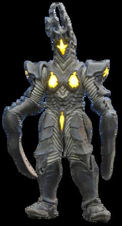 Hyper Zetton Deathscythe in Ultraman Orb