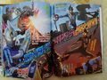 Ultraman Trigger vs. Deathdrago & Satandelos Magazine