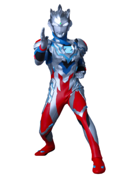 Ultraman Z Alpha Edge