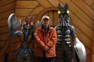 Toshihiro Iijima, Tiny Baltan & Dark Baltan