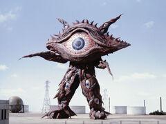 Gan-Q №01 in Ultraman Gaia