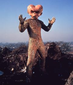 Alien Bud in Ultraseven