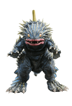King Guesra in Mega Monster Battle: Ultra Galaxy Legends the Movie