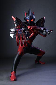 Ultraman X Darkness (Darkness Gomora Armor)