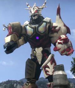 King Galactron in Ultraman Geed