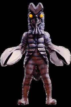 Alien Baltan in the Heisei era