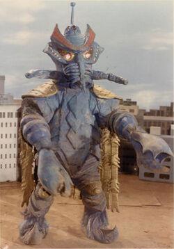 Alien Temperor in Ultraman Taro