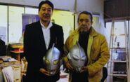 Akira Sasaki and Bin Furuya
