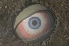 Gan-Q №00 in Ultraman Gaia