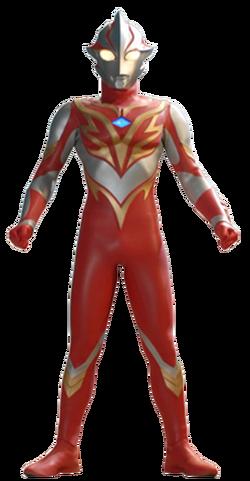 Ultraman Mebius Burning Brave