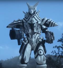 Legionoid (Dada Customize)