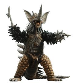 Tyrant in Ultra Galaxy Mega Monster Battle: Never Ending Odyssey