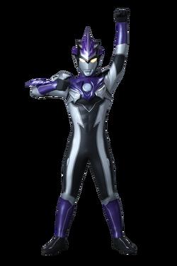 Ultraman Blu (Wind)