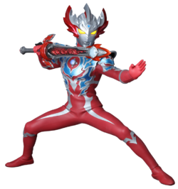 Ultraman Taiga (Tri-Strium)