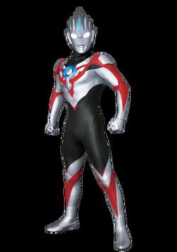 Ultraman Orb Origin