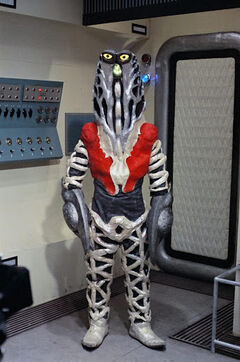 Alien Godola in Ultraseven
