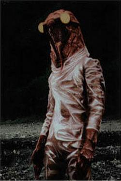 Cicada Human in Ultra Q