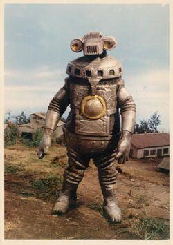 Sevenger in Ultraman Leo