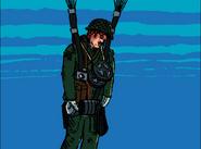 Henryk parachute