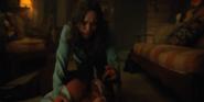 Vanya crying over an injured Allison.